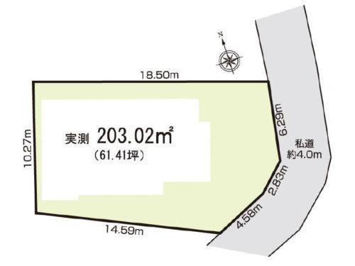 神奈川県逗子市沼間