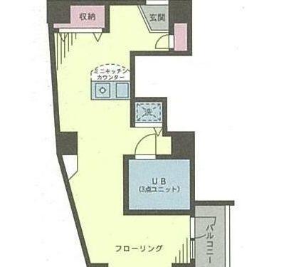 豊島区高田2丁目貸マンション