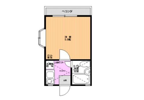江戸川区一之江 貸アパート