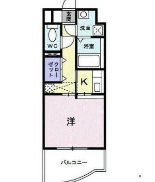 福岡県福岡市中央区鳥飼 貸マンション