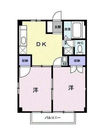 広島県福山市水呑町 貸アパート