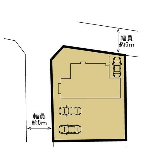 (区画図)